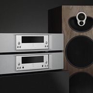 LINN turntables and electronics