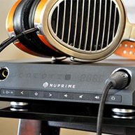 Nuprime 2 channel audio